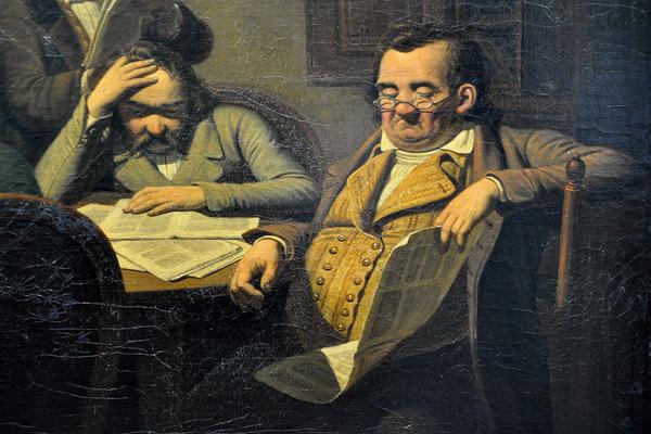 Flaubert sobre la democracia