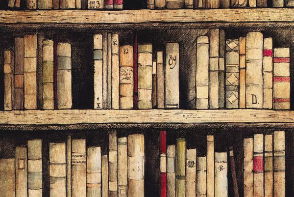 A dónde irán los libros…