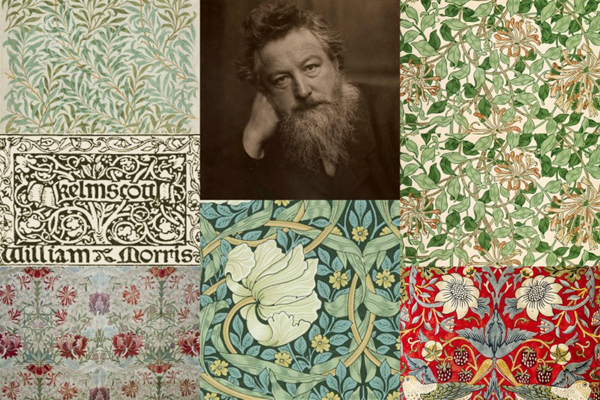 William Morris: temor y esperanza