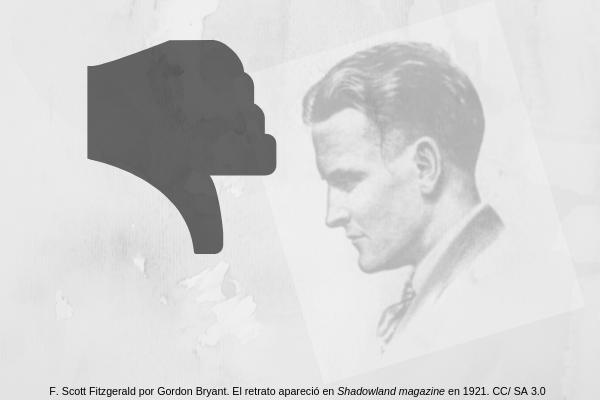 El arte de perder de Scott Fitzgerald